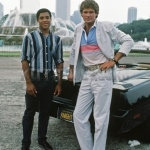 RC and Michael Knight