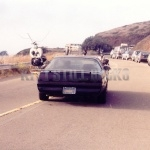 Filming A Knight Rider Episode