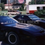 Behind The Scenes With Multiple KITT Cars On Set