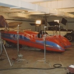 Behind The Scenes Of Knight Rider Knight Sting Episode Photo 2