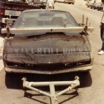 Behind The Scenes Of Knight Rider The Ice Bandits Episode Photo 1.