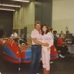Behind The Scenes Of Knight Rider Knight Sting Episode Photo 1
