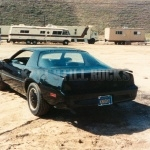 Behind The Scenes Of Knight Rider Goliath Episode Photo 3