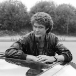 Michael Knight Stops For A Photo