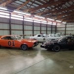 Screen Used KITT and Screen Used General Lee - Photo 1
