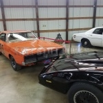 Screen used KITT and Screen Used General Lee - Photo 2