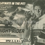 Knight Of A Thousand Devils TV Guide Ad