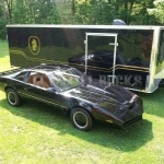 Our Mobile Unit and KITT