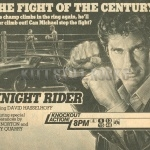 Redemption Of A Champion TV Guide Ad