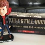 Michael Knight Limited Edition Bobblehead Number 23 Of 100