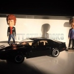 Michael Knight and Devon Miles from Knight Rider